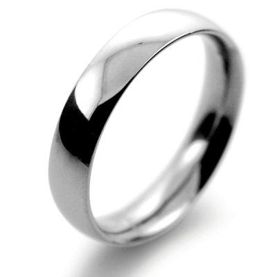 Palladium Wedding Rings