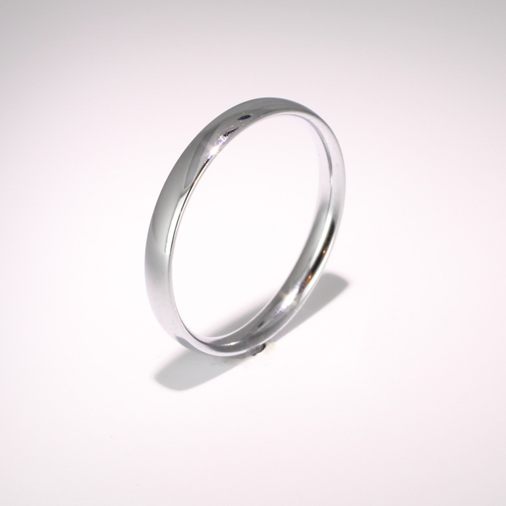 Court Light Weight -  2.5mm (TCSL2.5PAL) Palladium Wedding Ring