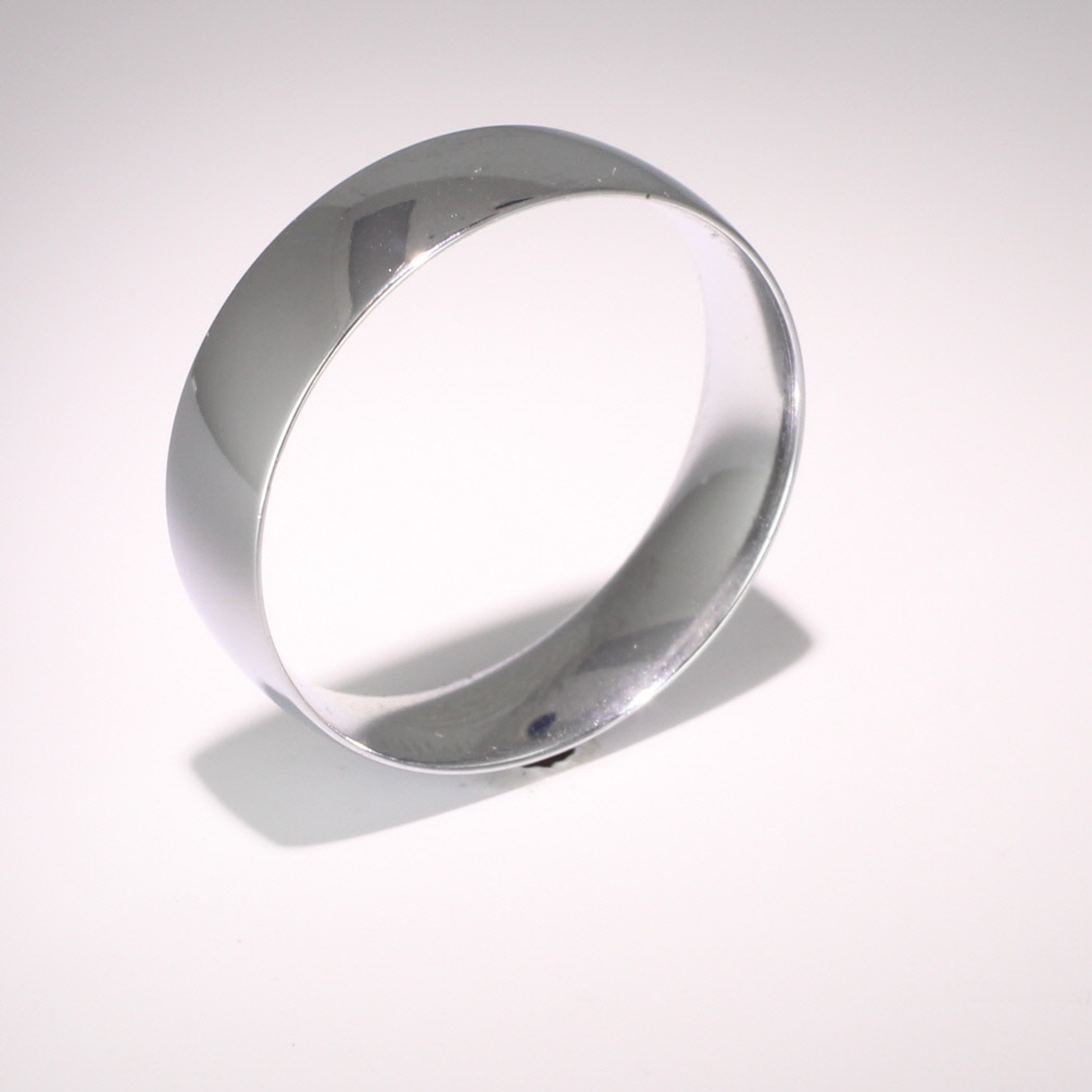 Court Light - 7mm (TCSL7P) Platinum Wedding Ring (Plat or Pall)