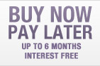 Buy Now Pay Later - Up to 6 Months Interest Free