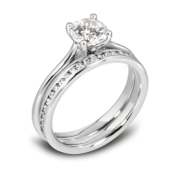 Engagement Ring Solitaire (TBC1048) - GIA Certificate - All Metals