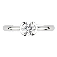 Engagement Ring Solitaire (TBC125) - GIA Certificate - All Metals