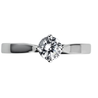 Engagement Ring Solitaire (TBC174) - GIA Certificate - All  Metals