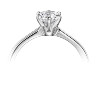Engagement Ring Solitaire - GIA Certificate - All Metals