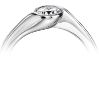 Engagement Ring Solitaire (TBC88) - GIA Certificate - All Metals