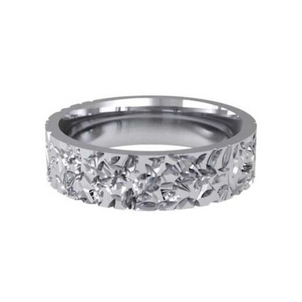 Special Designer Platinum Wedding Ring Abrazo Plat Or Pall