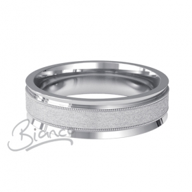 Special Designer Platinum Wedding Ring Deseo (Plat or Pall)