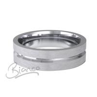 Special Designer Platinum Wedding Ring Amore (Plat or Pall)