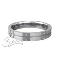 Special Designer Palladium Wedding Ring Similie