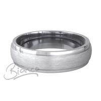 Special Designer Palladium Wedding Ring Cheri