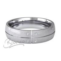 Special Designer Platinum Wedding Ring Solido (Plat or Pall)