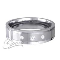 Special Designer Platinum Wedding Ring Beaute