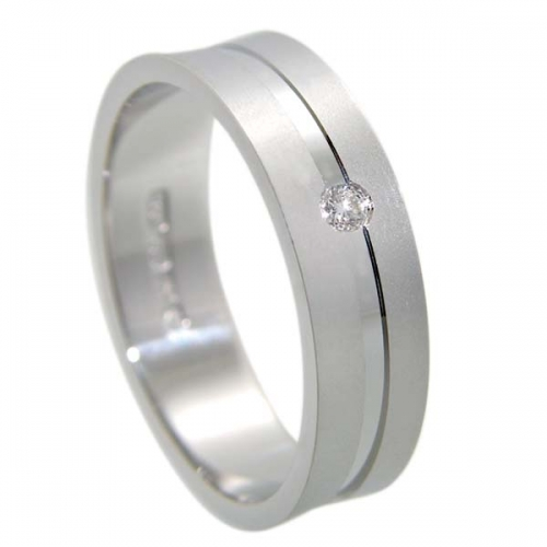 Diamond Wedding Ring TBC5004 - All Metals
