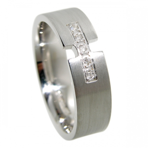 Diamond Wedding Ring TBC5103 - All Metals