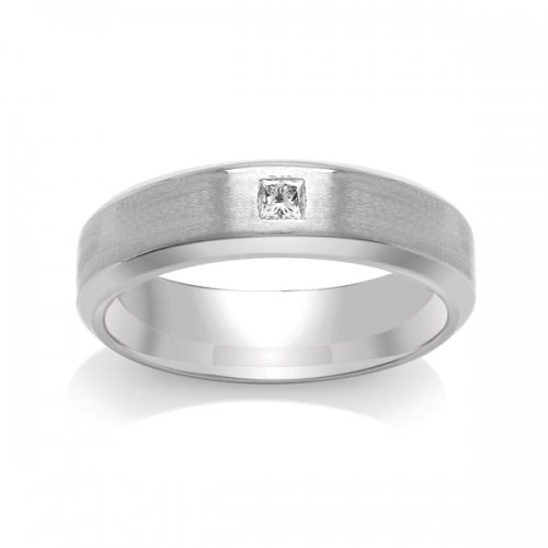 Diamond Wedding Ring TBCWG04 - All Metals