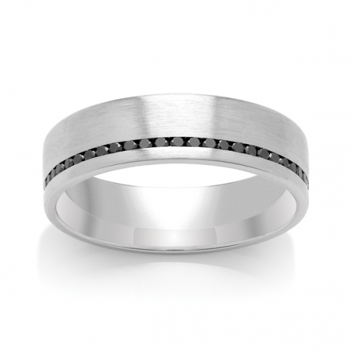 Diamond Wedding Ring TBCWG05 - All Metals