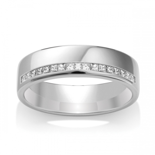 Diamond Wedding Ring TBCWG07 - All Metals