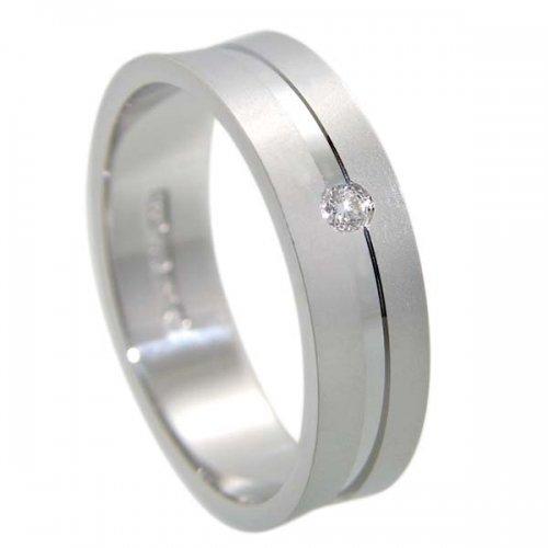 Diamond Wedding Ring TBC5004 - All Metals