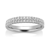 Eternity Ring (SRBC5DET) - All Metals Claw Set