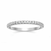 Eternity Ring (SRRC) - Claw Set - All Metals