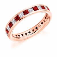 Ruby Ring - (RUBFET1088) - All Metals