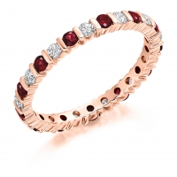 Ruby Ring - (RUBFET1223) - All Metals