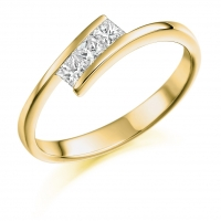 Engagement Ring Trilogy  - (TBCTRL1067) - All Metals