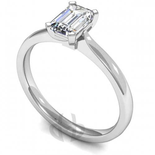 9ct White Gold Diamond Ring - Special Offer