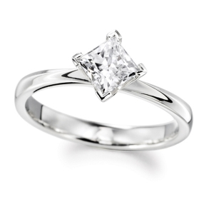 Engagement Ring Solitaire (TBC323) - GIA Certificate - All Metals