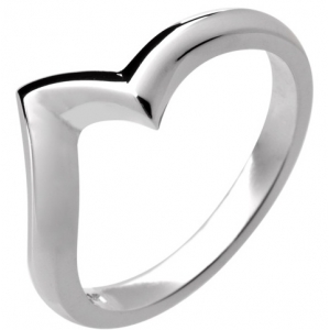 Shaped Wedding Ring 2.2mm (R970) - All Metals