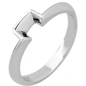 Shaped Wedding Ring 2.2mm (R980 - All Metals