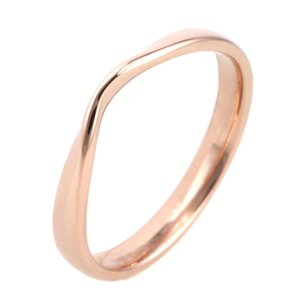 shaped wedding ring 18r1195 18ct rose gold 18r1195