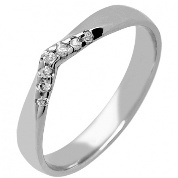 Shaped Wedding Rings Shaped Wedding Bands The Beautiful Company