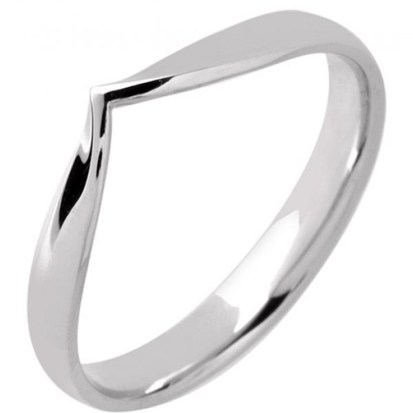 V Shaped Wedding Ring Wedding Celebrations