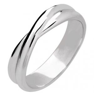 Palladium Wedding Rings Plain Shaped