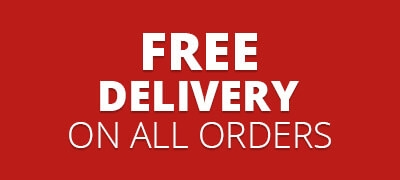 Free Delivery On All Orders